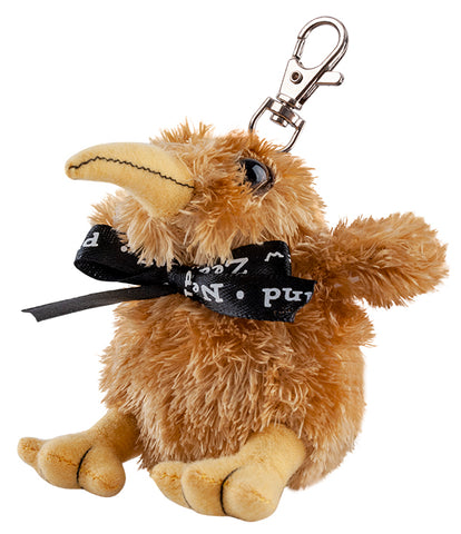 Plush Kiwi Key Ring
