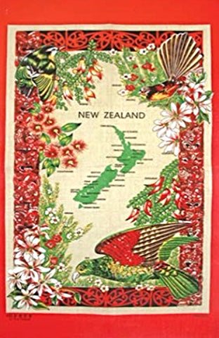 Kea Tea Towel