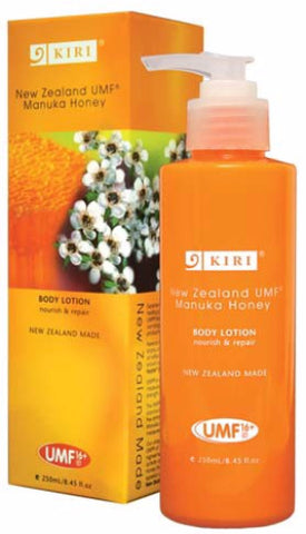 KIRI UMF Manuka Honey Body Lotion