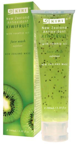 KIRI® New Zealand Antioxidant Kiwifruit Face Wash