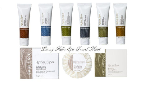 Koha Spa Travel Kit Refills