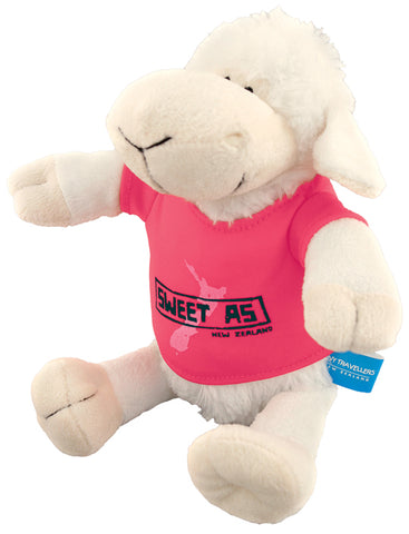 Sweet As T-Shirt Sheep Soft Toy