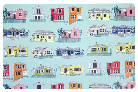 New Zealand Villas Placemats: Set of four