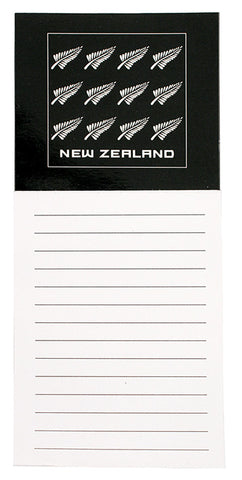 Sports Fern Magnetic Notepad