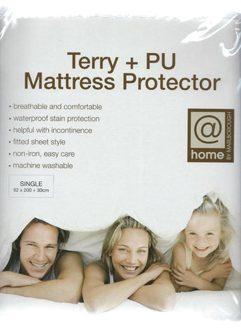 Marlborough Waterproof Mattress Protector