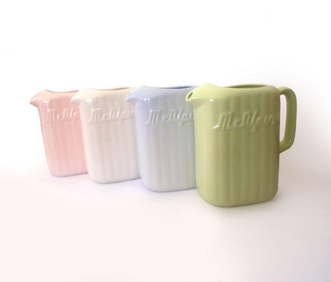 McAlpine Fridge Jug Green
