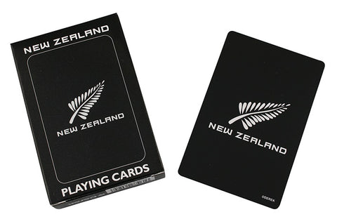 Playing Cards : Sports Fern