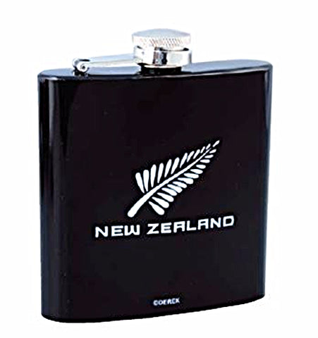 Sports Fern Hip Flask