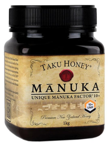 Taku Manuka Honey 1kg 10+ UMF