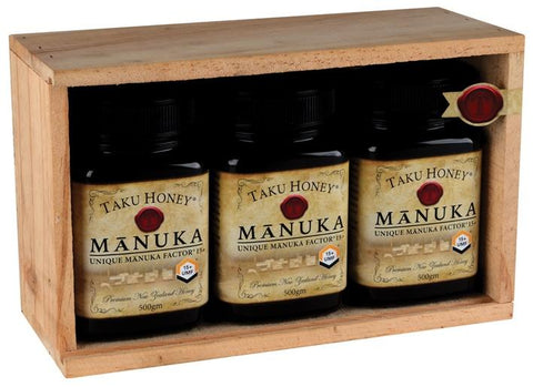 Taku Manuka Honey 500g 15+ UMF
