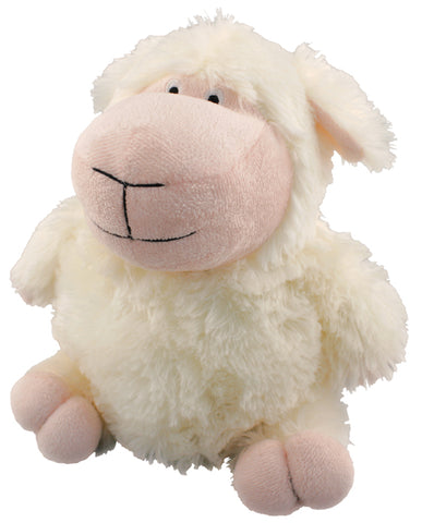Plush Sheep Lavender & Wheat Soft Toy
