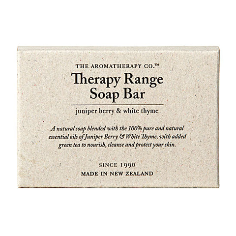 Aromatherapy Co Juniper & Thyme Body Bar
