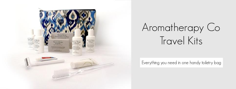 Aromatherapy Co Luxury Travel Kit