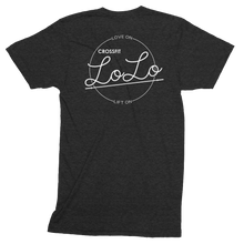Load image into Gallery viewer, Unisex Tri-Blend Track Shirt