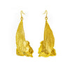 Gold-Plate Sphinx Earrings