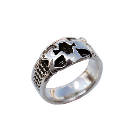 Tristan Eternal Band Ring