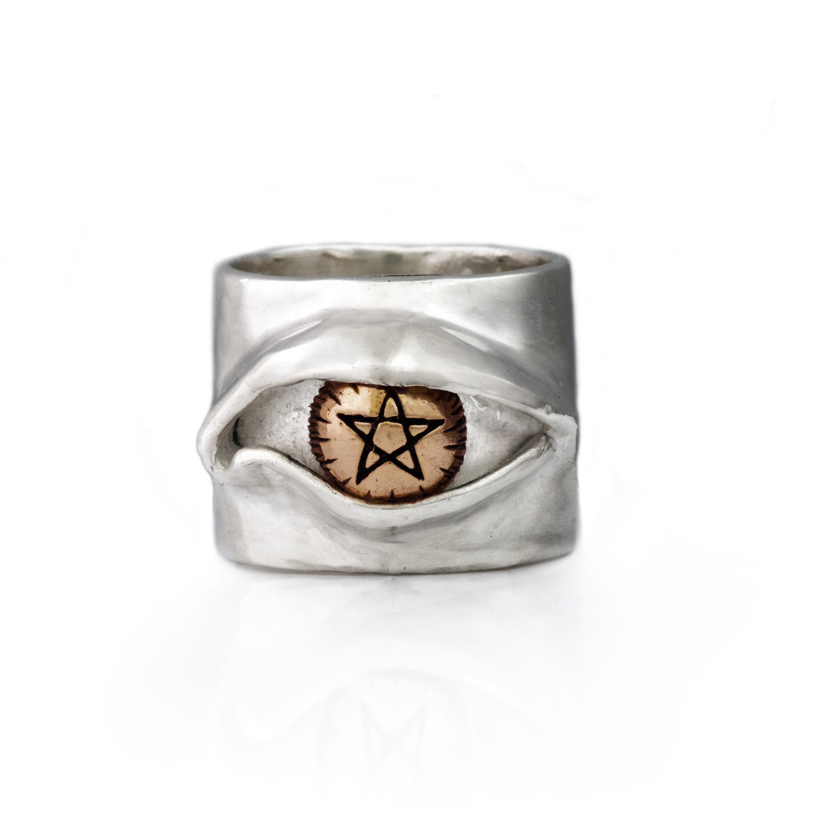 Magick Eye Cigar Band
