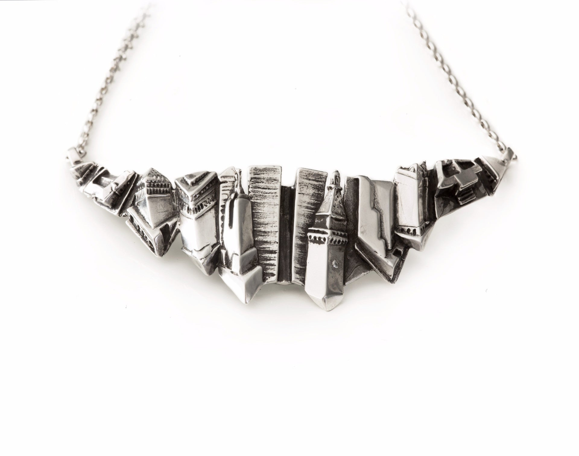 NYC Skyline Collar