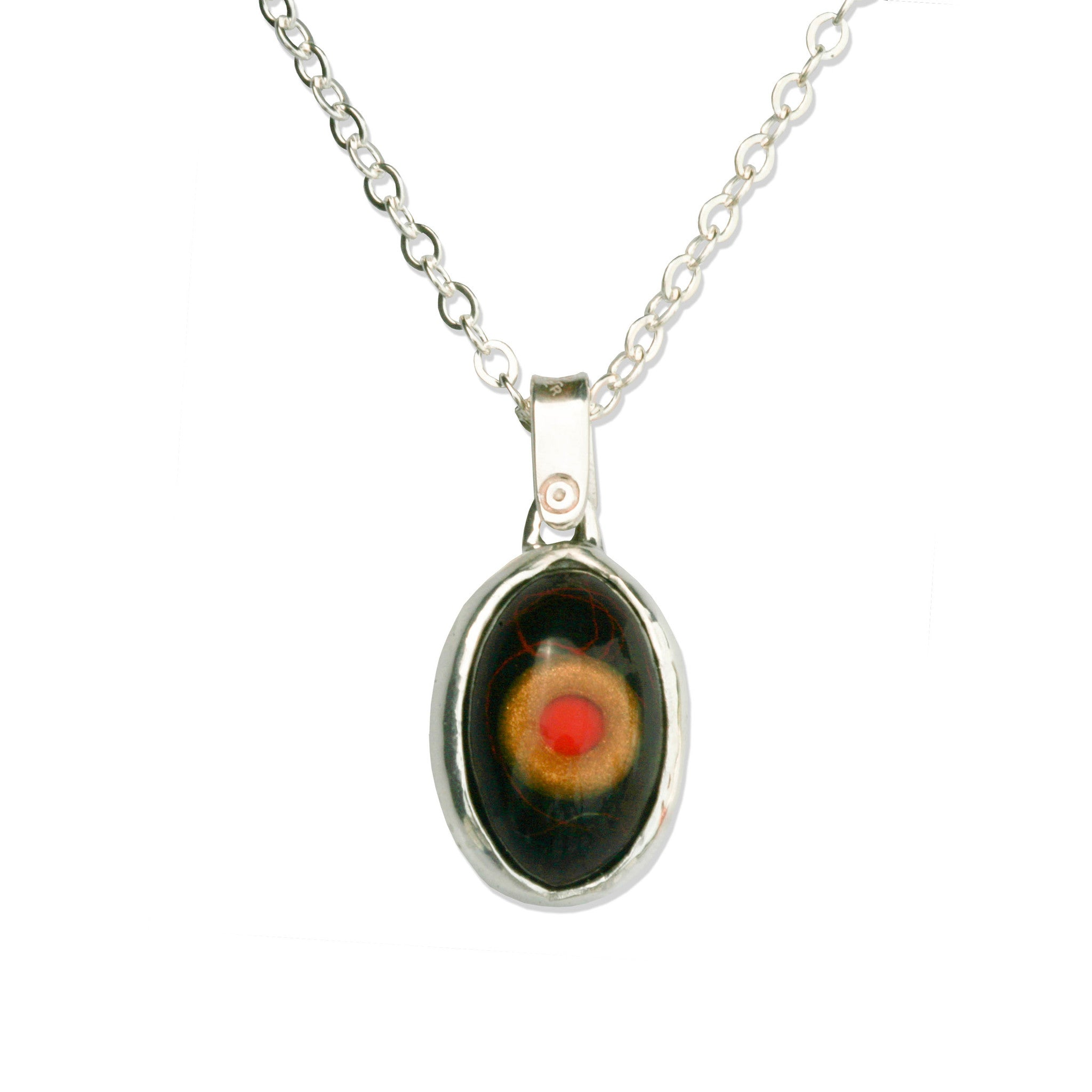 sandra bloodstone kerns pendant sandrakernsjewellery back jewellery product eye