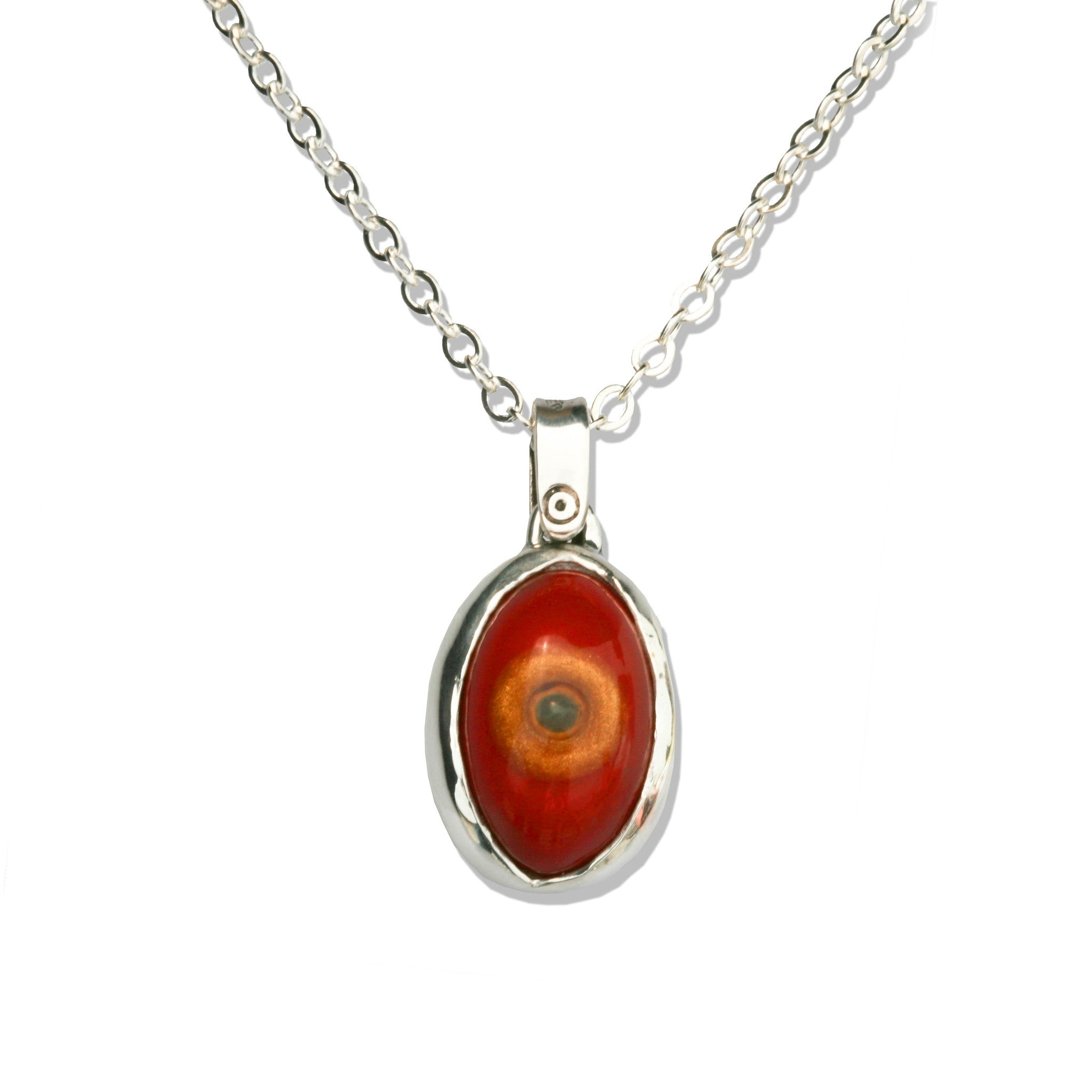 Rising Eye Pendant