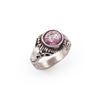 Lavender Baby Devil Heart Ring