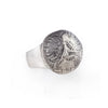 Stamped Coin Ring