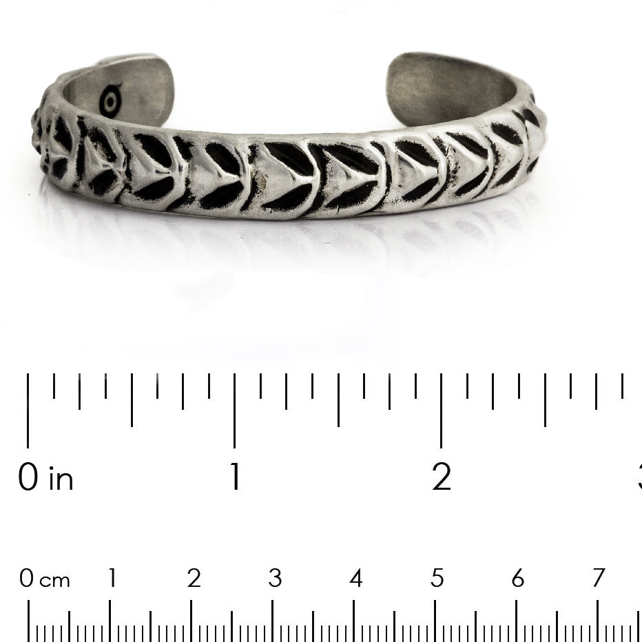 Dragon Spine Cuff