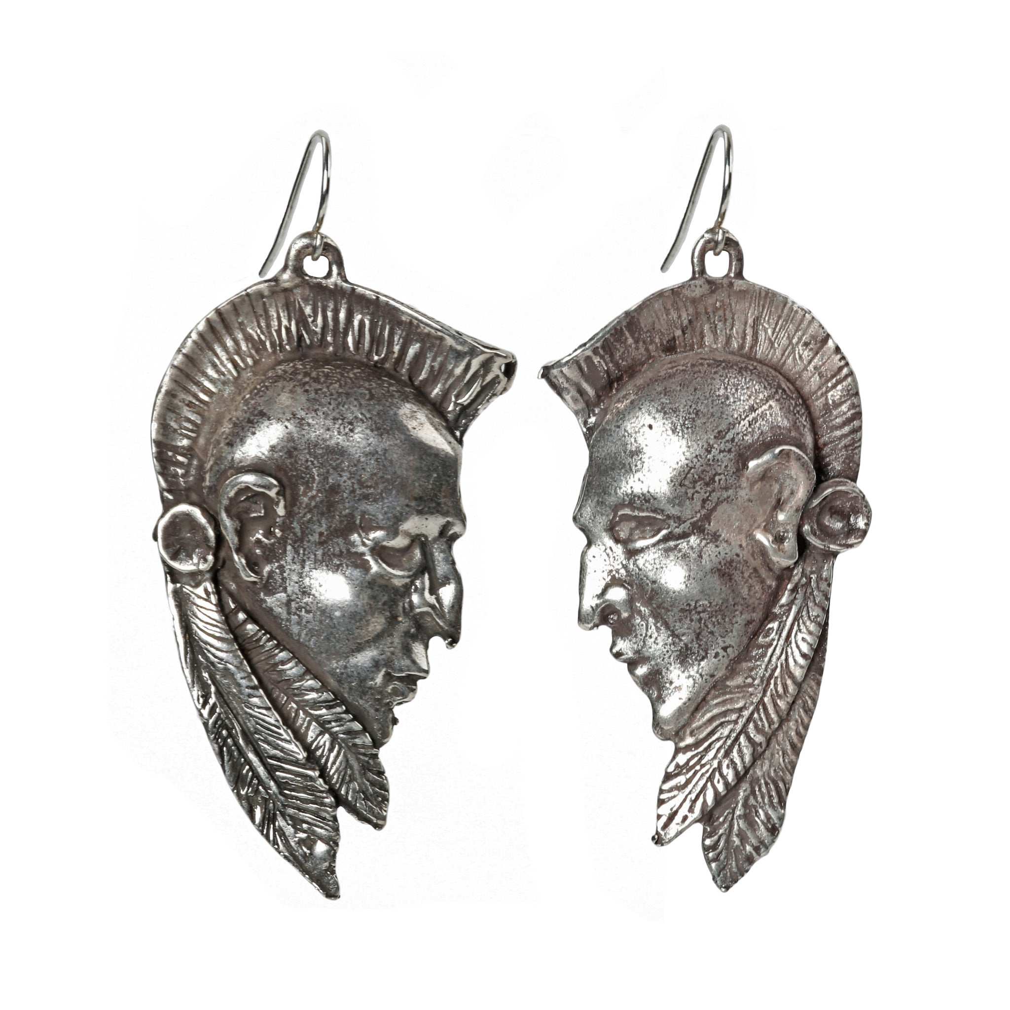Mohawk Chief Earrings