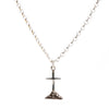 Boothill Cross Charm
