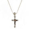 Magic City Cross Pendant