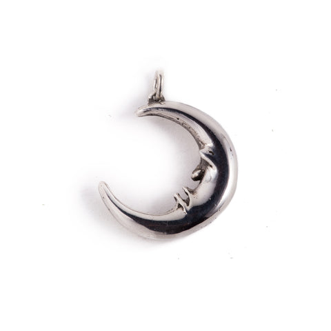 Small Man in the Moon Pendant