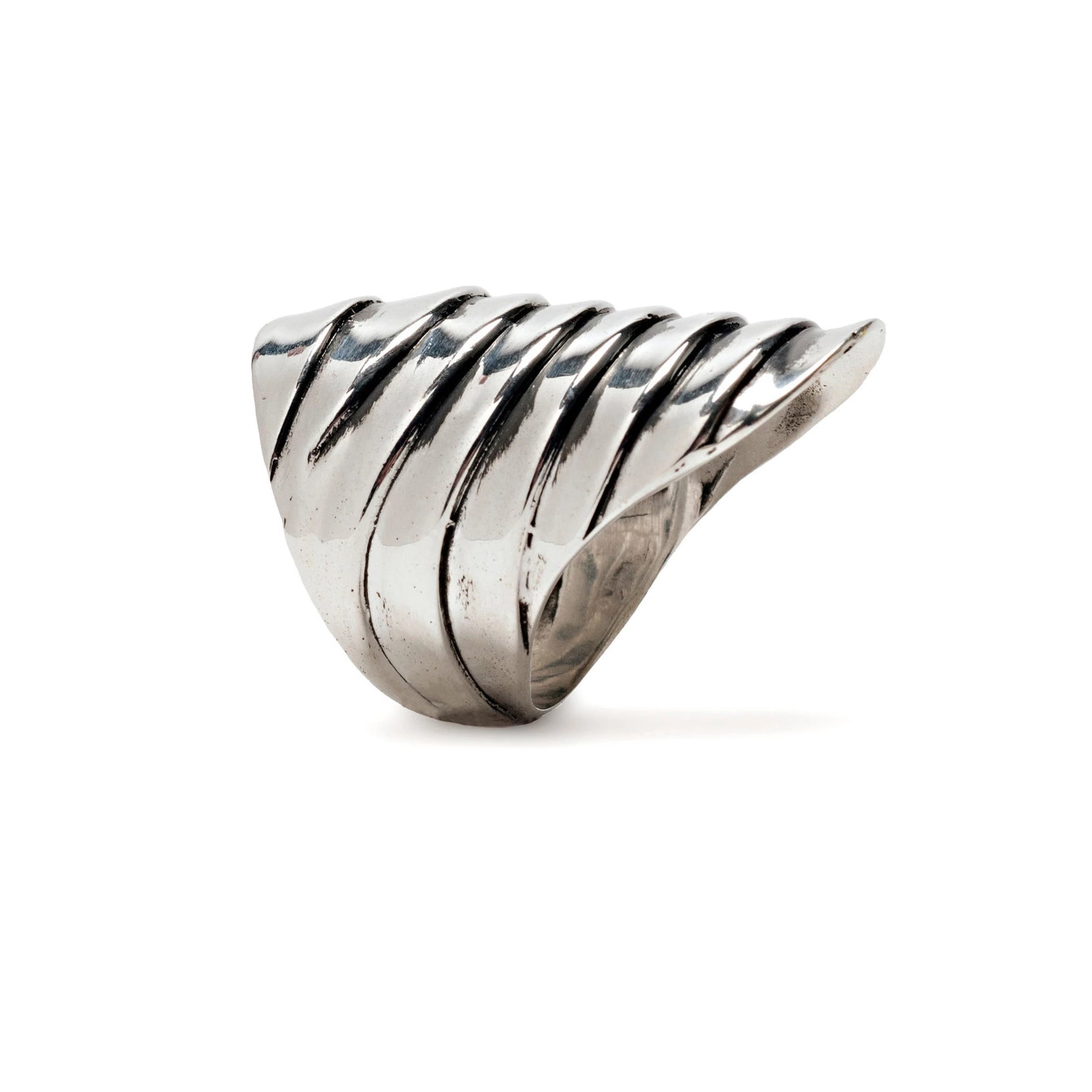 Long Scale Armour Ring