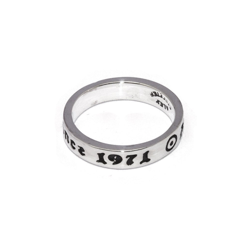 Alex Streeter since 1971 Band Ring