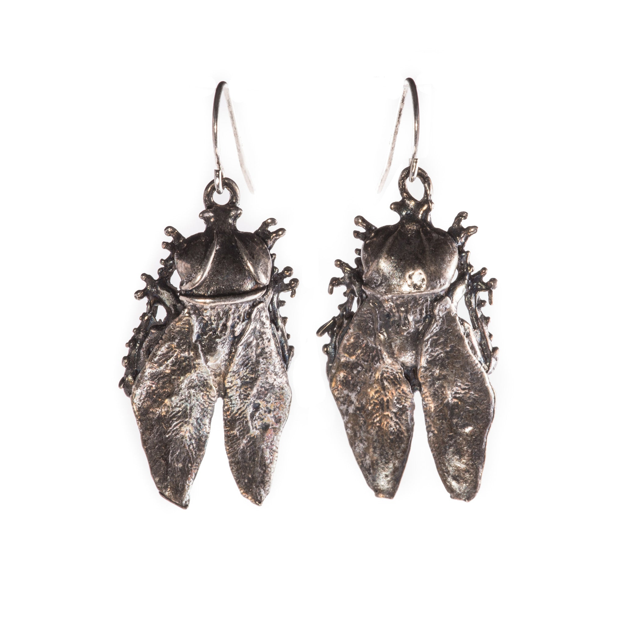Horsefly Earrings