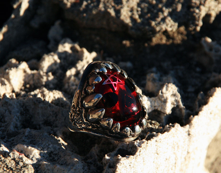 Bloodskull Ring