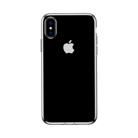 Coque INVISIBLE_X pour iPhone X - Ultra fine et transparente