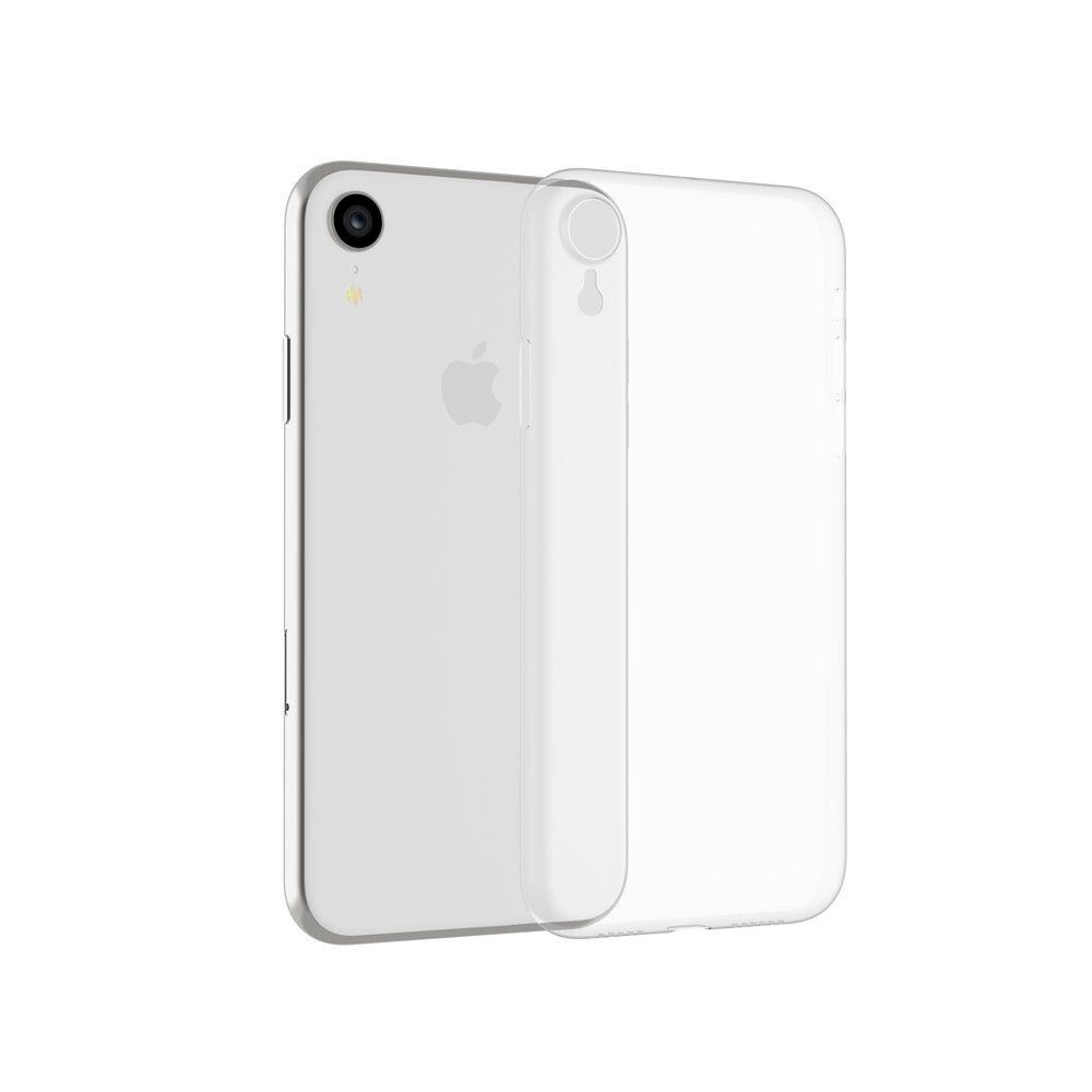 Coque iPhone XR ultra fine, transparente et rigide - PHANTOM™