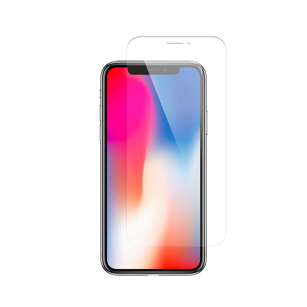 coque iphone xr transparente plus verre trempe