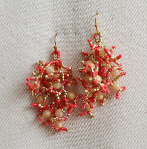 Crystal Firecracker Earrings