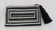 Load image into Gallery viewer, Rectangular Glass Bead Coin Purse
