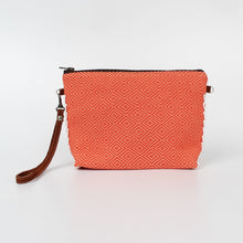 Load image into Gallery viewer, Apricot Crossbody Clutch