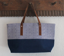 Load image into Gallery viewer, Digital Blue Tote