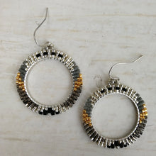 Load image into Gallery viewer, Metropolitan Earrings