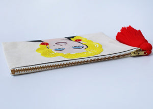 Cosmetic Clutch Marilyn