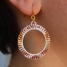 Load image into Gallery viewer, Metropolitan Earrings show