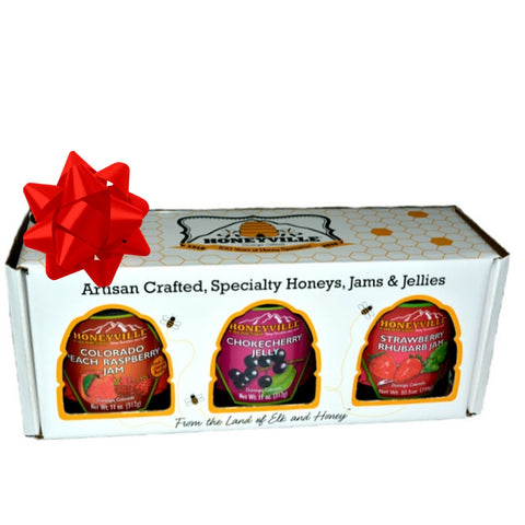 Honeyville 3 Pack Gift Box