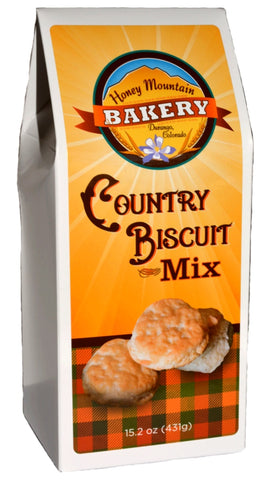 Honey Mountain Bakery Country Biscuit Mix