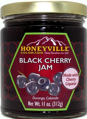 Honeyville Black Cherry Jam
