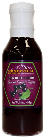 Honeyville ChokeCherry Syrup