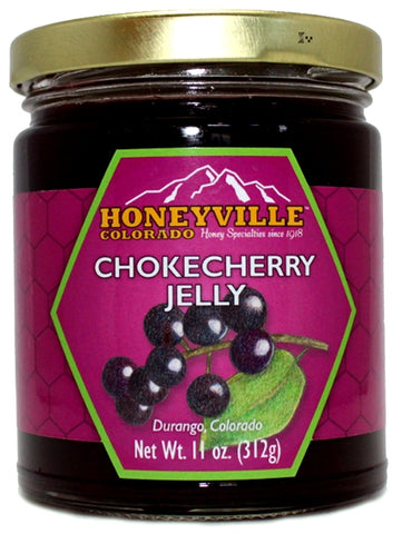 Honeyville ChokeCherry Jelly